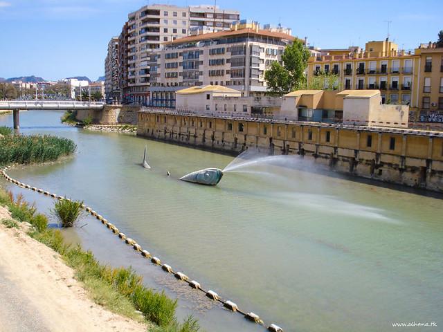 Río Segura - Sardina