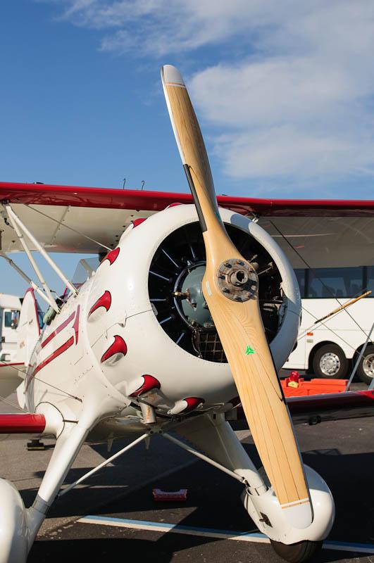 Working Bi-Plane