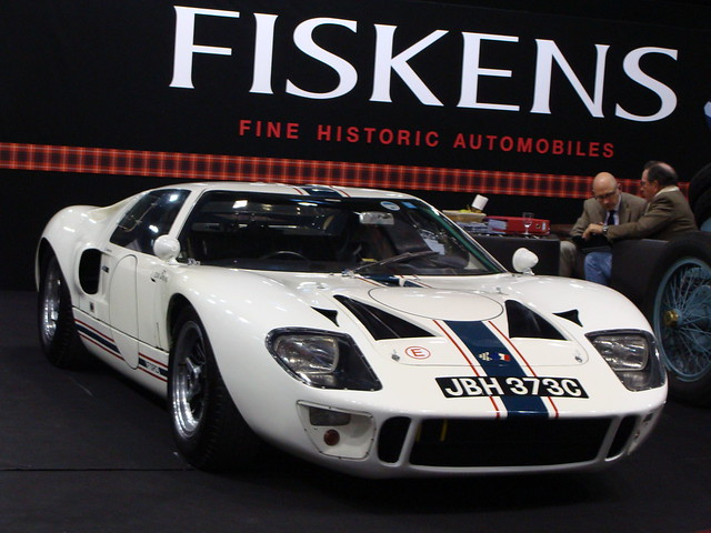 ford gt40 1965 built to take on the might of ferrari. Black Bedroom Furniture Sets. Home Design Ideas