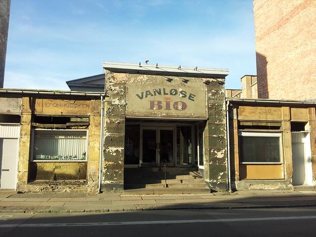 den gamle by off blæst lukkemuskel