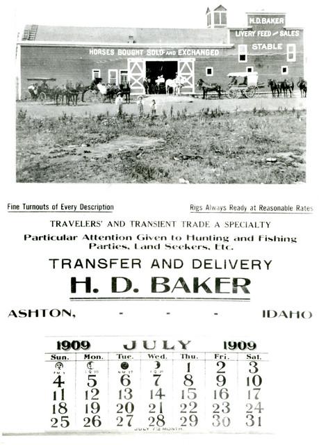 H. D. Baker
