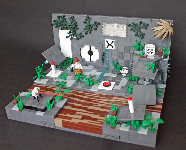 скачать игру лего портал 2 - фото 9