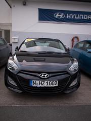 automobile, automotive exterior, hyundai, family car, vehicle, automotive design, mid-size car, land vehicle, hatchback,