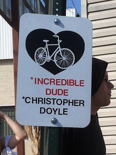 Christopher Doyle 5 - 7th Annual Memorial Ride and Walk