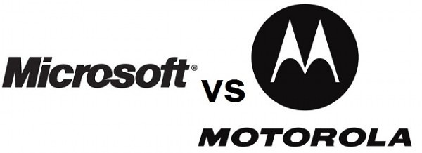 microsoft vs. motorola