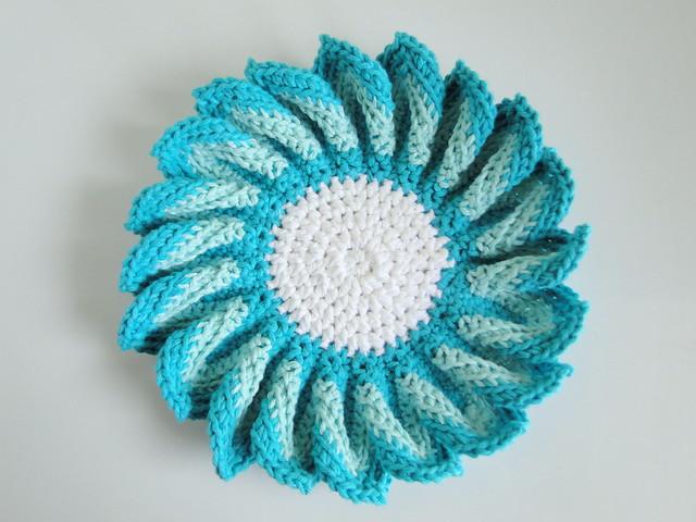 blue blossom cloth