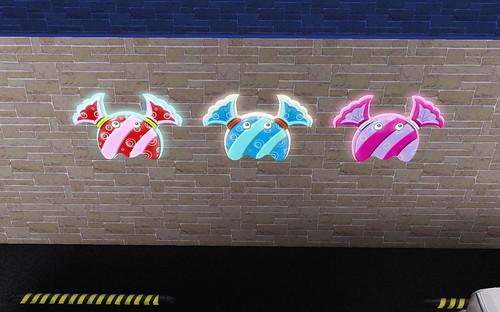 Silly Sweet Wall Treat