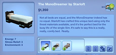 The MonoDreamer by Starloft