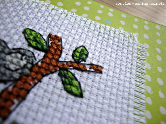 stitching sneak peek
