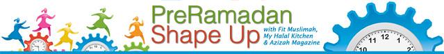 Pre Ramadan Shape Up
