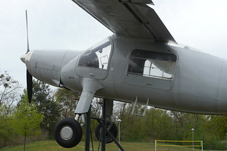 Bugsektion: Dornier Do 27 A1