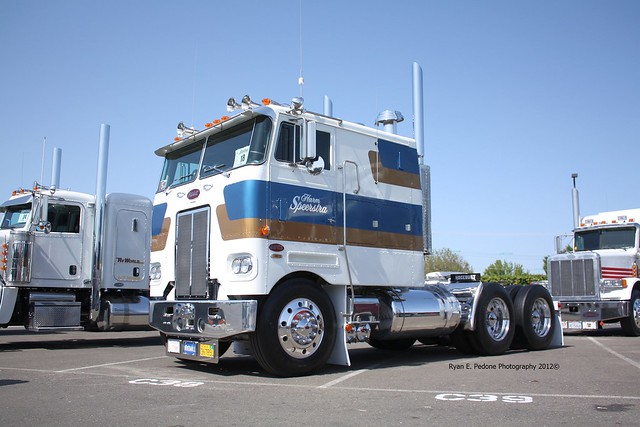 Peterbilt Cabover Trucks