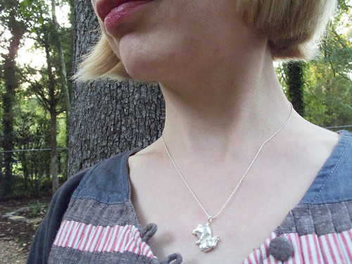 Bunny charm by Cuyler Hovey-King Jewelry.