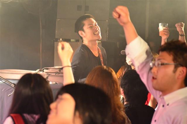2012/06/22 渋谷La.mama 無声慟哭 第五部