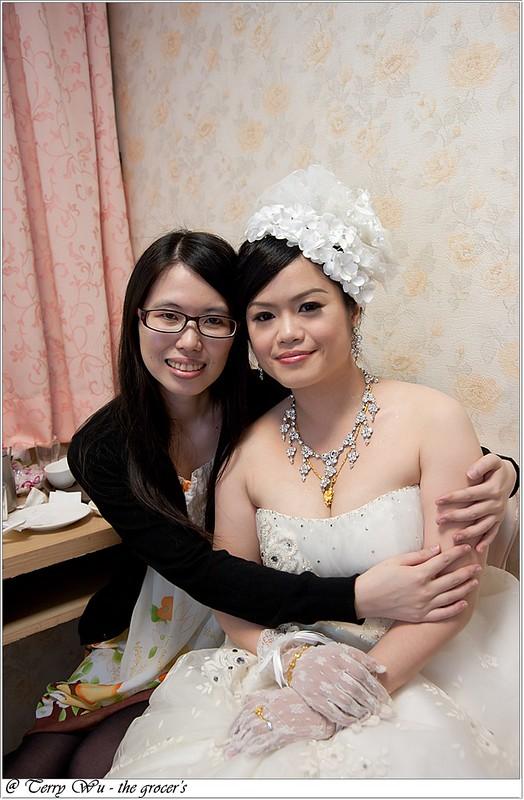 喊著不結婚但是結婚的恁老師婚禮   (8)