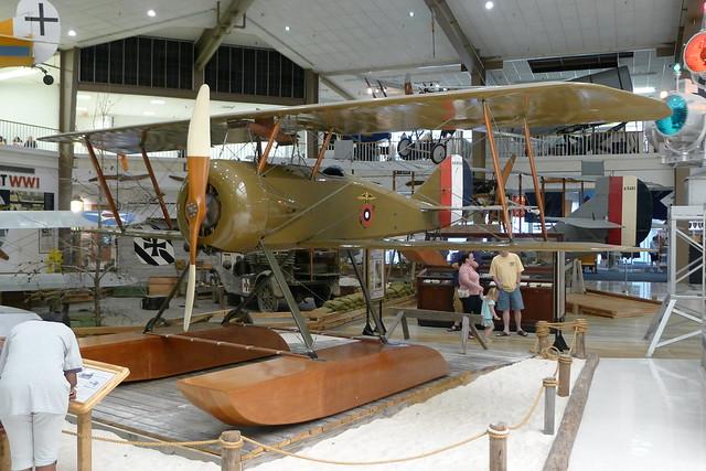 Thomas-Morse S-4C Scout
