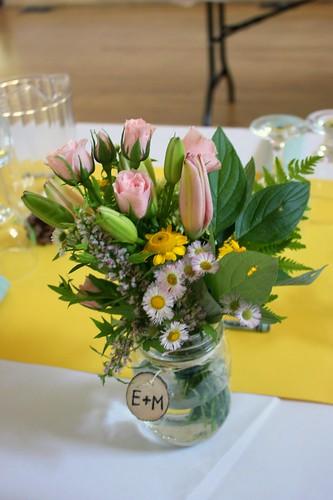 Diy Wedding Flowers Tutorial Wildflower Amp Garden Flower
