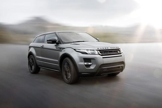 Land Rover Range Rover Evoque Victoria Beckam