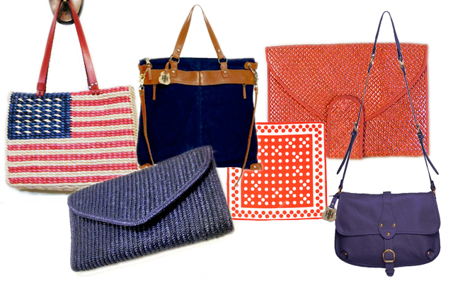 fair vanity, fashion blog, red white and blue, bags, fair trade, made in the USA