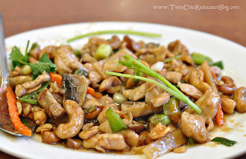Cashew Nut Chicken at Yuet Lee Chinese Seafood Restaurant ~ San Francisco, CA