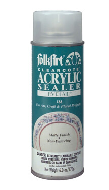 Clearcote Acrylic Sealer