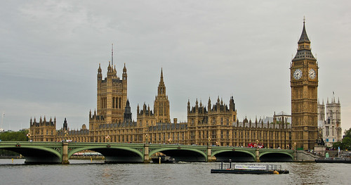 Parliament Buildings, London