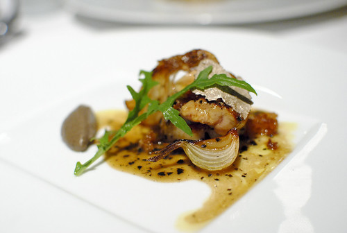 "True Day Boat Scallop ""Rossini"""