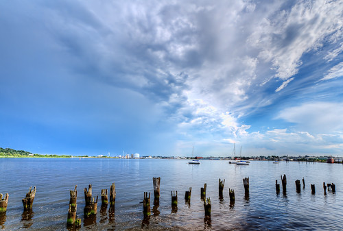 Narragansett Bay by mike_dooley