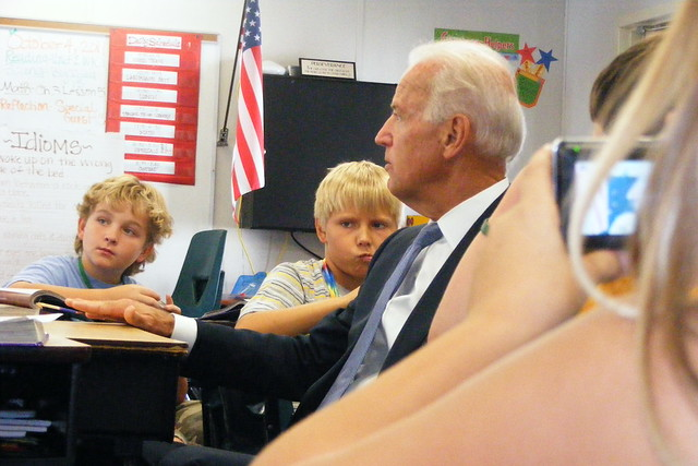 Joe Biden in Tampa, 2011