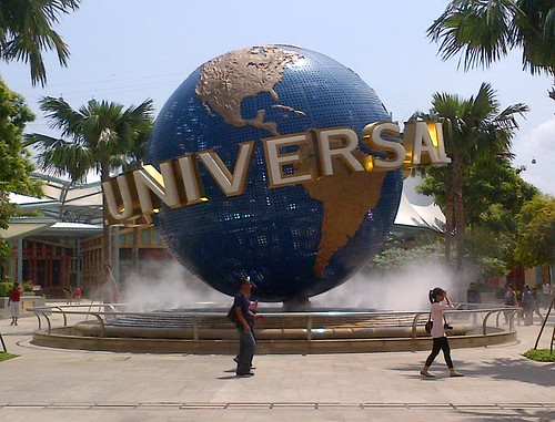 Singapore Swing: Universal Studios
