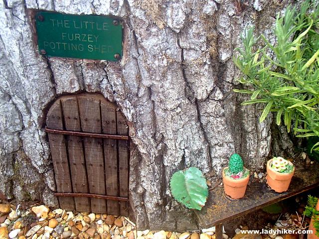 Fairy times, Furzey Gardens