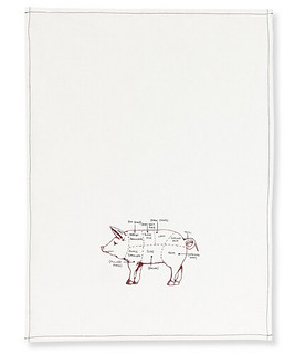 williams-sonoma butcher shop towels