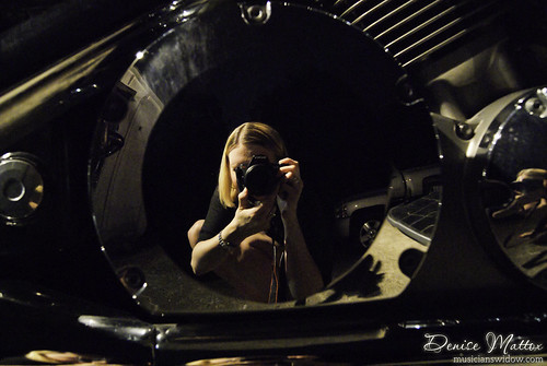 236: Motorcycle reflection