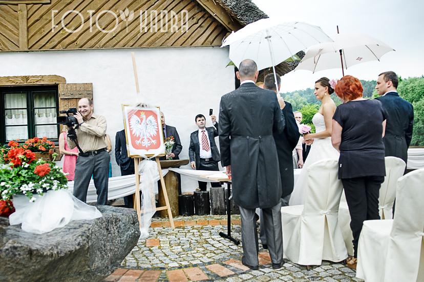 ślub i wesele w Karbówku -zdjęcia