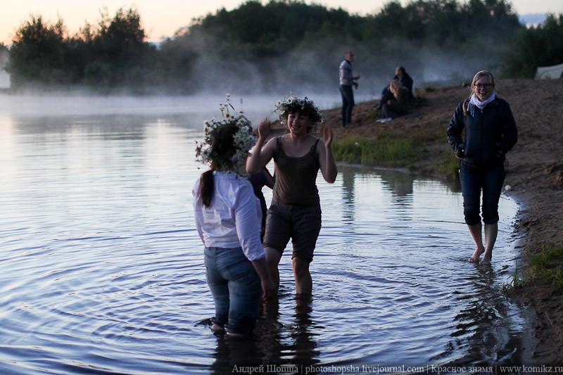 рыбалка на черном озере владимирская