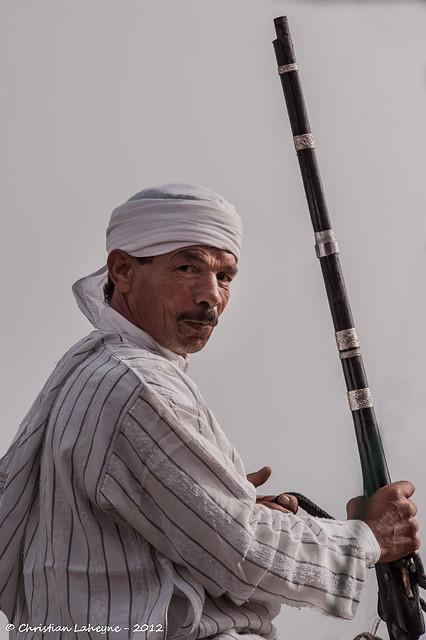 Portraits de Tbourida