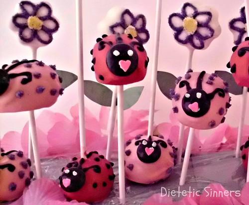 Ladybug Cake Pops (7)