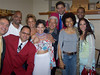 Rachel Ferrell with the Escovedo Family