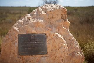 Burkett Road Memorial