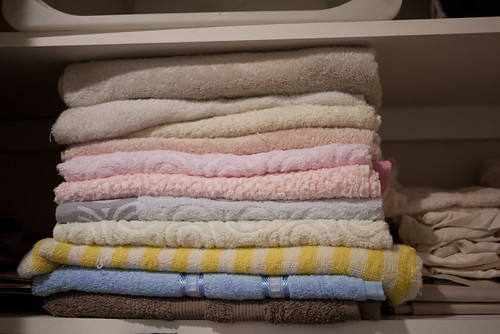 Aesthetically pleasing towels