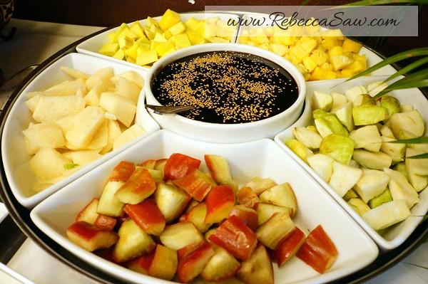 Ramadhan buffet, silka Maytower hotel, KL-024