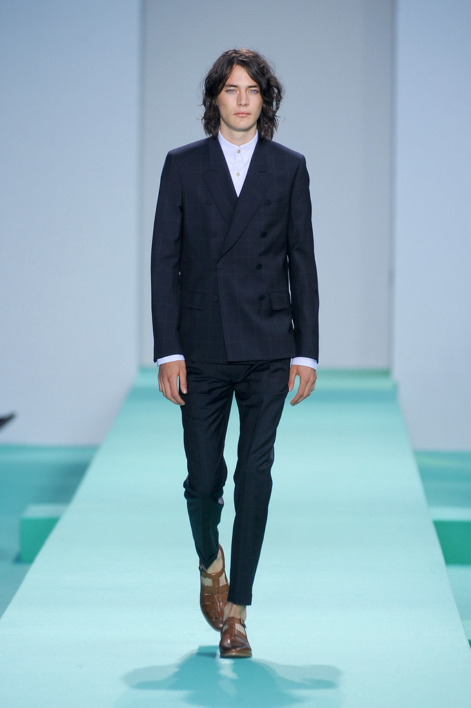 Jaco van den Hoven3337_SS13 Paris Paul Smith(fashionising.com)