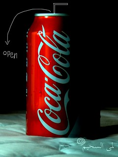 Coca Cola 1\2 **My Drawing**