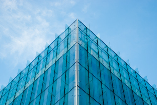 Blue Cube Rising.