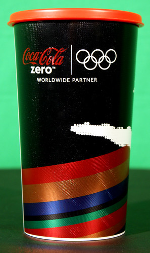 2012 Coca-Cola Swimming cup side 2 London Olympics Brazil by roitberg