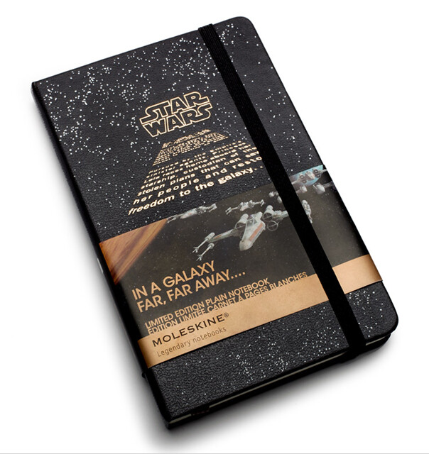 Star Wars x Moleskine