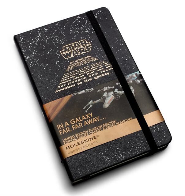 Star Wars x Moleskine