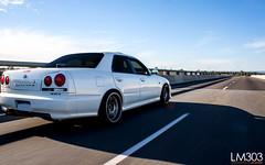 Nissan Skyline ER34 4 door