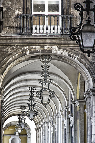 Arcos en Lisboa by sairacaz