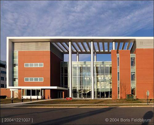 GMU, Manassas, VA. Bull Run Hall